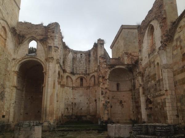 Concurso Proyecto de Restauración y Consolidación Ruinas de san Pedro de Arlanza (Burgos)