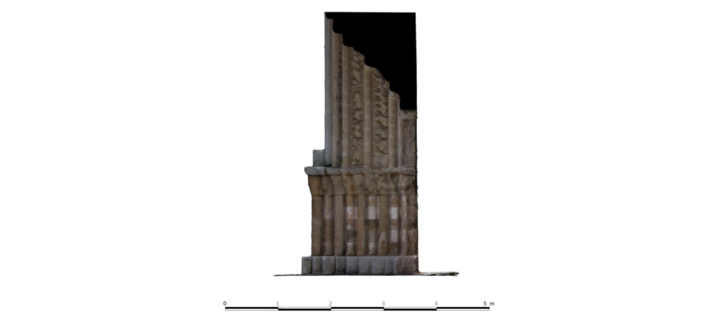 Sección vertical
